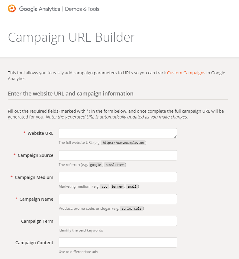 Como saber qual canal converte mais no Digital? Resposta é o URL Builder e o Google Analytics