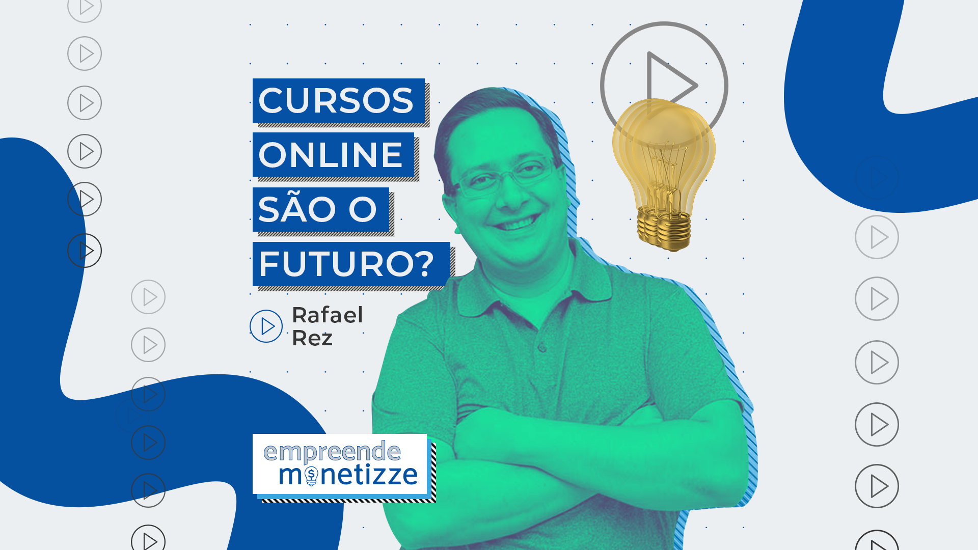 Palestra do Rafaeel Rez no Empreende Monetizze