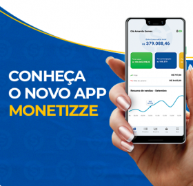 Aplicativo Monetizze