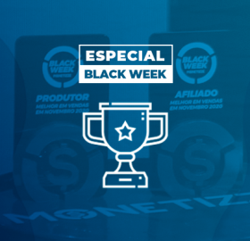 Prêmio Black Week Monetizze