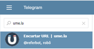 Bots no Telegram